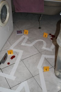 scène de crime happy kits