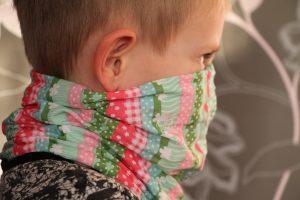 foulard twister baby lässig