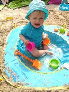 piscine de plage ludi