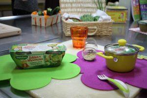legumes verts champignon pots bledina