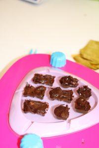 nounours mini delice lansay