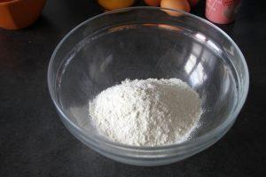 farine crepes