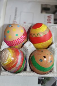 œuf pâques creation