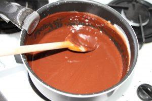 verrine chocolat petit beurre