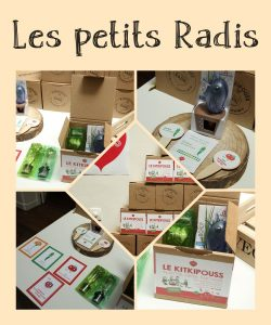 les petits radis shopping presse party
