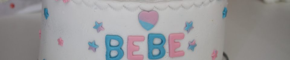 gender reveal party sexe bébé baby shower
