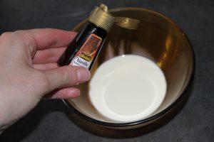 sucette sablé rose et blanche fraise vanille recette