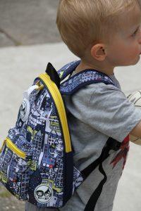 sac a dos enfant zip et zoe babymel