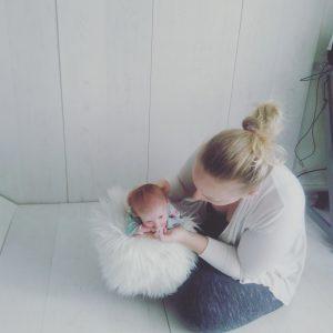 photo grossesse bébé nouveau né m'line pho