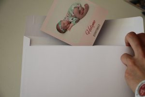magnet photo , naissance , faire part , planet photo