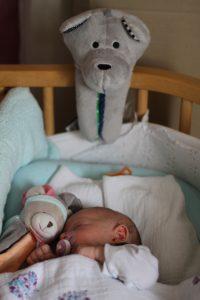 whisbear ourson apaisant sommeil bébé bruit blanc