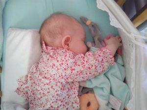cale bébé doomoo basics baby sleep