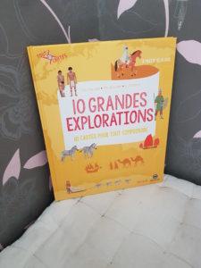 10 grandes explorations livre éditions fleurus livre enfant