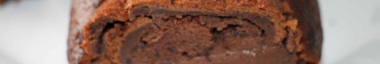 recette gâteau magique chocolat et caramel au beurre salé
