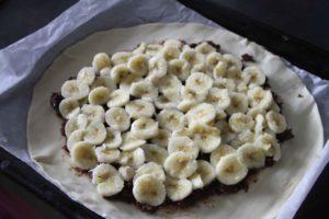 recette galette des rois chocolat banane