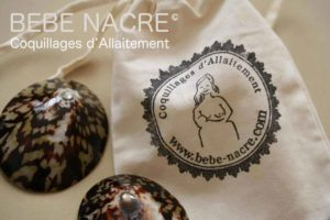 coquillage allaitement bebe nacre concours