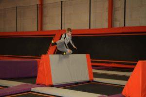 sortie famille île de france ly academy trampoline park