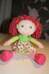 poupée haba lilli et ses amis liese