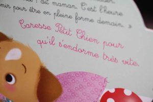 livre enfant Les animodoux Petit chien Fleurus