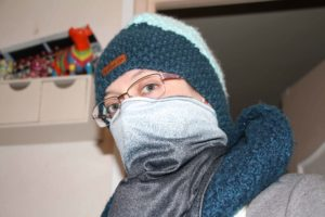 allergie au froid urticaire