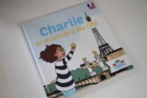 la boîte de charlie livre anglais français enfant