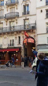 jeu de piste à Paris Balad enigm