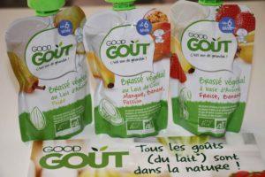 brassé végétal good gout