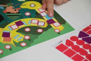 poppik cartes à stickers voyage