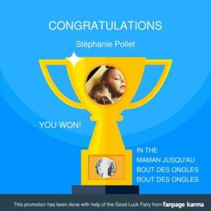 gagnant concours glibbi