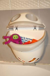 bubble fish thermobaby rangement bain