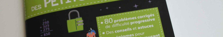 larousse les problemes de maths des petits génies