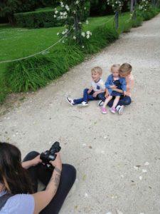 lashootingbox coffret cadeau shooting famille