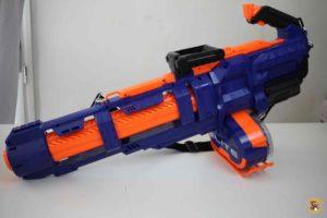 Nerf elite titan cs-50 hasbro