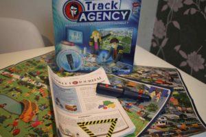 track agency dujardin jeu mission