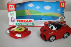 Ferrari lil drivers B Junio voiture radiocommandée