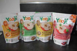 yooji surgelé pour bébé