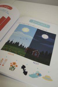 cahier montessori apprendre les lettres et chiffres larousse