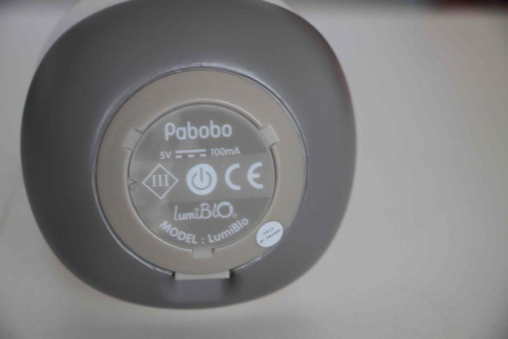 lumiblo pabobo peur du noir