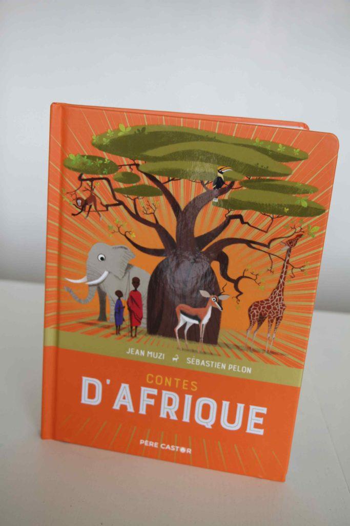contes d'Afrique père castor larousse jeunesse