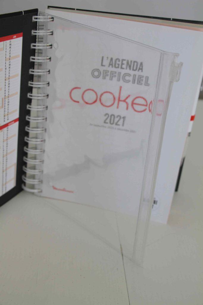 agenda cookeo larousse