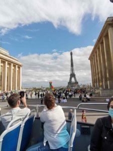 open tour paris visite spécial kids en bus