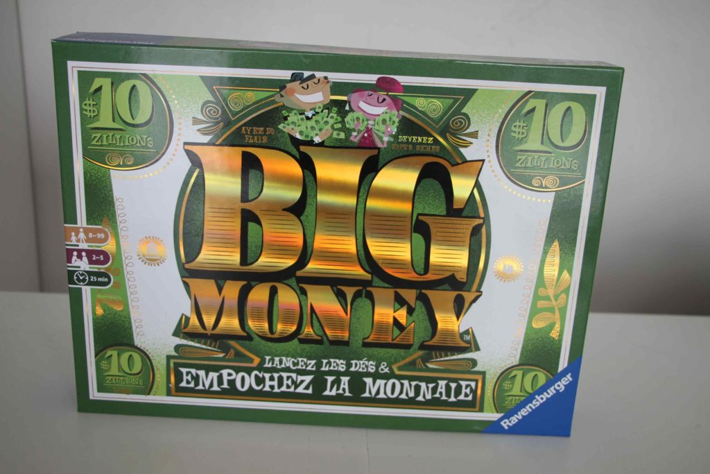 big money ravensburger