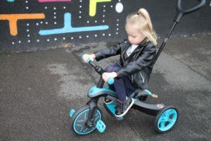tricycle explorer 4 en 1 globber