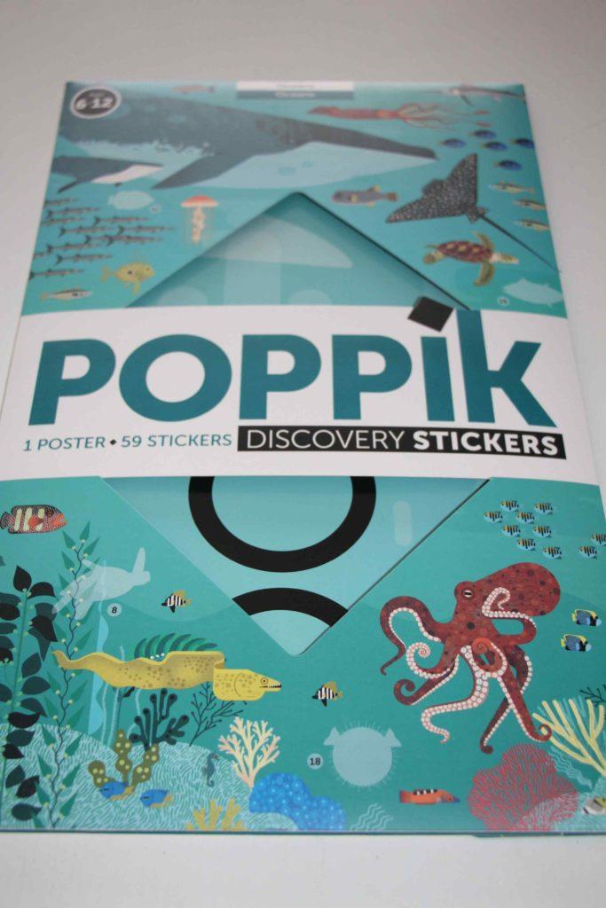 poster poppik ocean