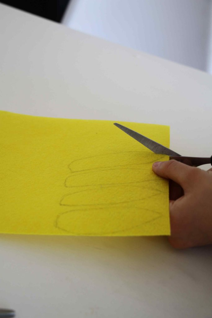 poussin de pâques activité créative