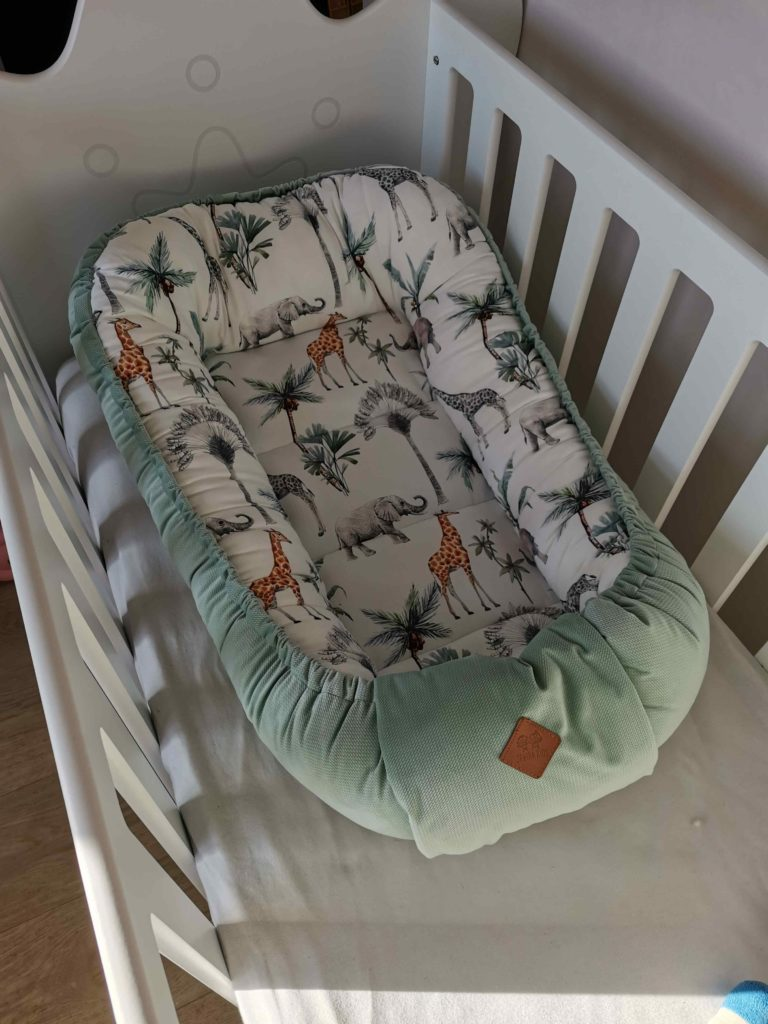 endormissement bébé cocoon sevirakid
