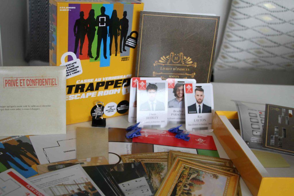 trapped escape room dujardin