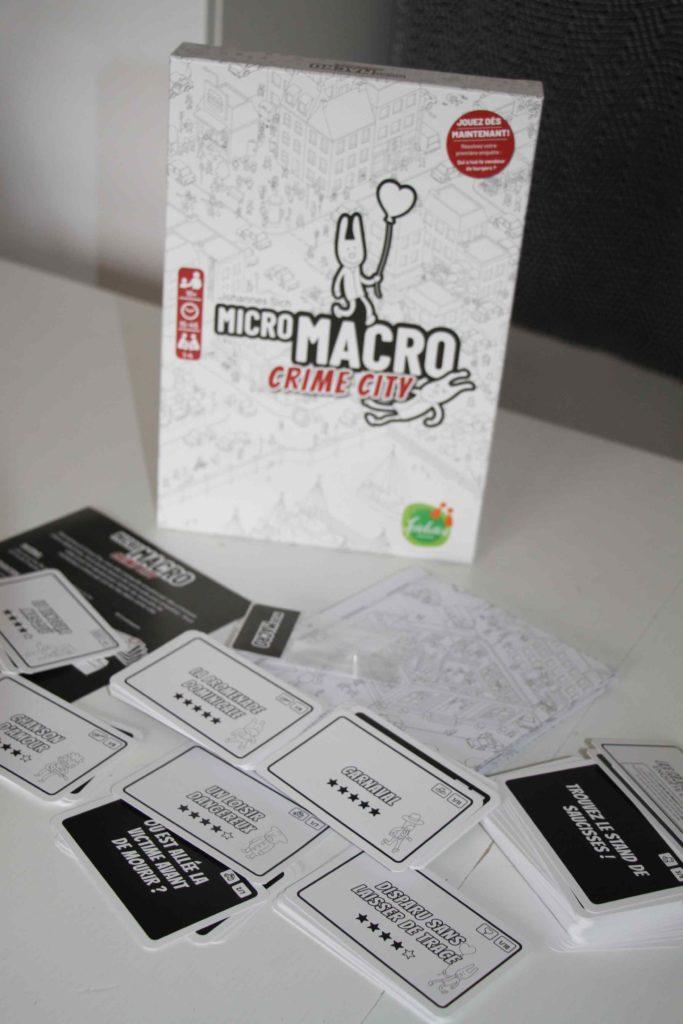 micromacro crime city blackrock games jeu enquête