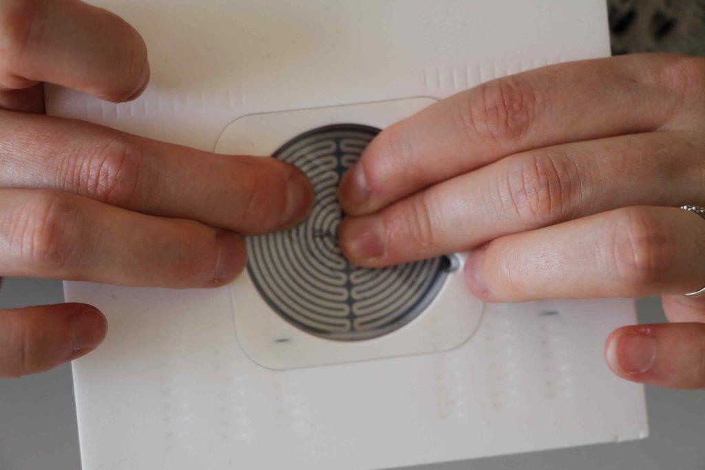 fazup antenne passive téléphone mobile