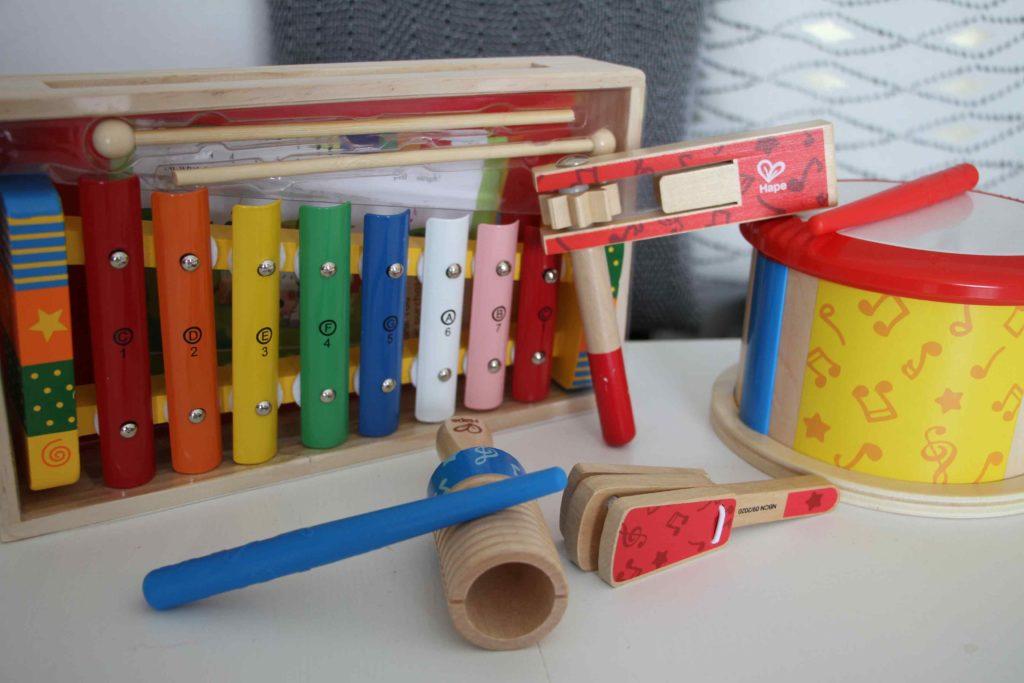 box musicale virtuosi kids